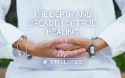The Depth and Breadth of True Healing