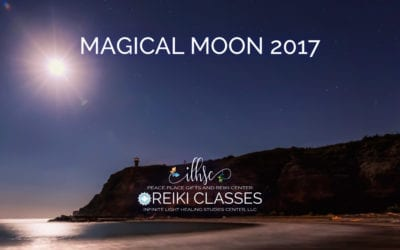 Magical Moon 2017