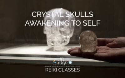 Crystal Skulls – Awakening to Self by Laurelle Gaia
