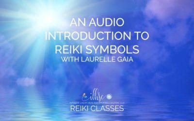 An Audio Introduction to Reiki Symbols with Laurelle Shanti Gaia