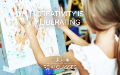 Creativity is Liberating