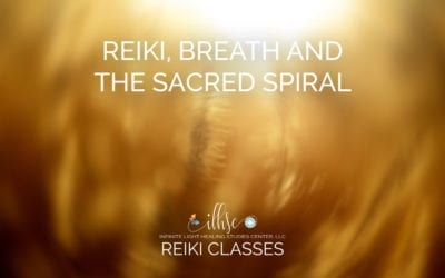 Reiki, Breath and the Sacred Spiral