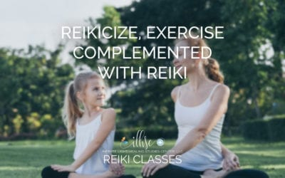Reikicize, Exercise Complemented with Reiki
