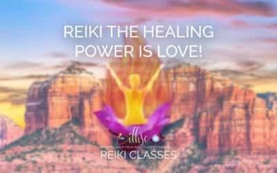 When we embrace Reiki into our life we . . .
