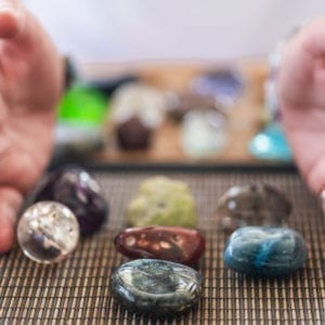 Crystal Healing Level One course